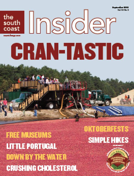 South Coast Insider Sept. 2015 Issue