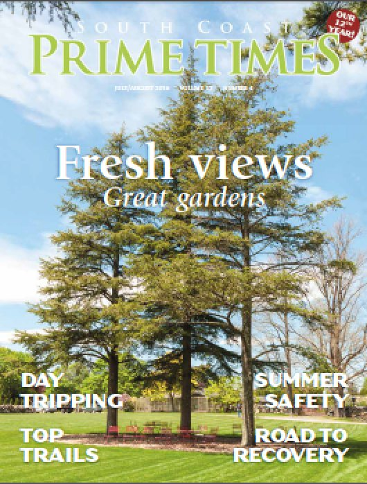 South Coast Prime Times - July-Aut 2016